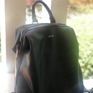 Matt & Nat Vignelli Backpack In Black